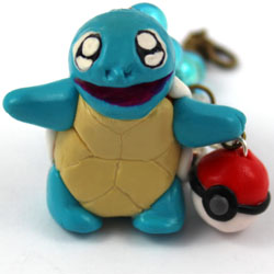 Pokemon Schiggy aus FIMO