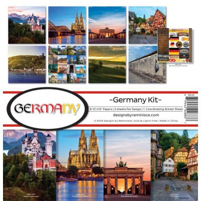 Reminisce Collection Kit - Germany
