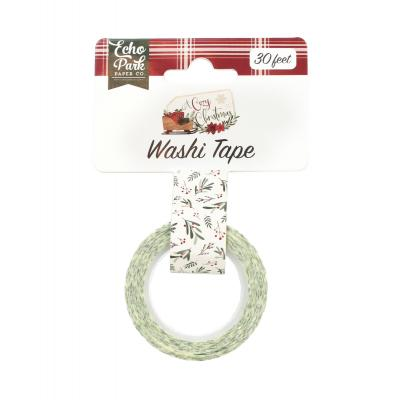 Echo Park A Cozy Christmas Washi Tape - Tis the Season