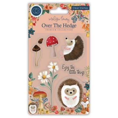Craft Consortium Over The Hedge Clear Stamps - Harry the Hedgehog