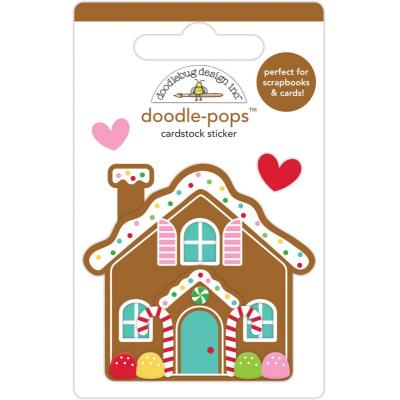 Doodlebug Christmas Magic Doodle-Pops - Cookies Cottage