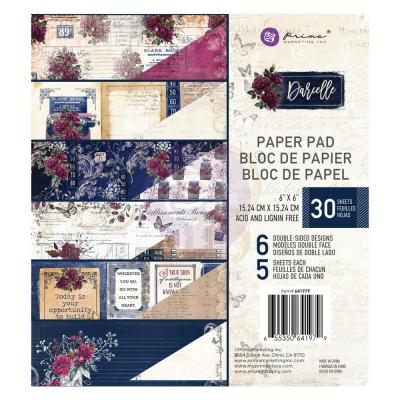 Prima Marketing Darcelle Designpapier - Paper Pad