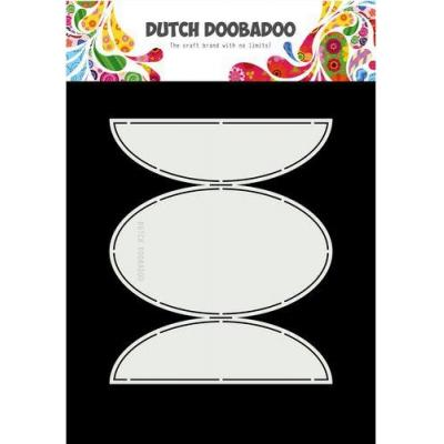Dutch Doobadoo Schablon - Swing Card