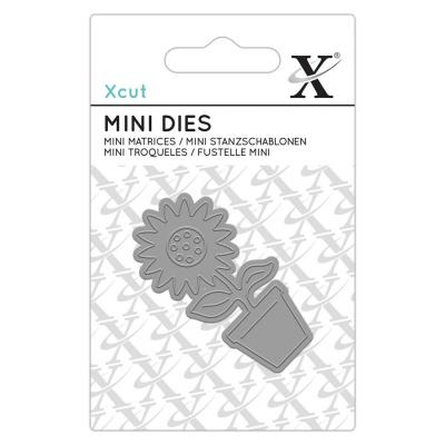 XCut Mini Die - Flower Pot