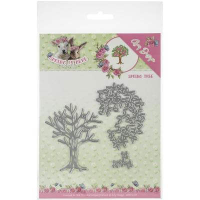 Find It Trading Amy Design Die - Tree, Spring Is Here