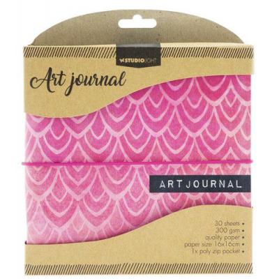 StudioLight  Notizbuch - Art Journal Essentials Nr.03