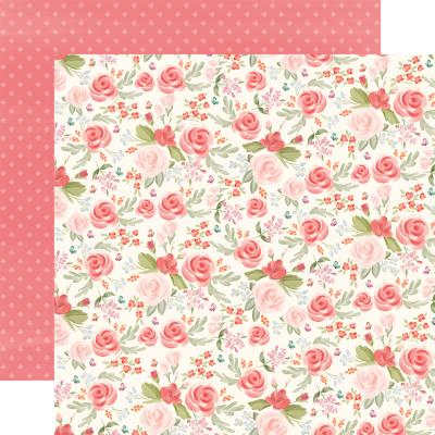 Carta Bella Farmhouse Market Designpapier - Lovely Floral