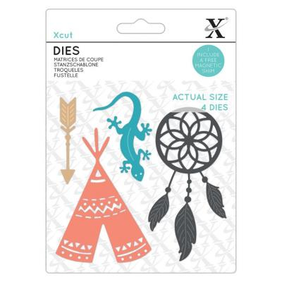 XCut Small Dies - Dream Catcher