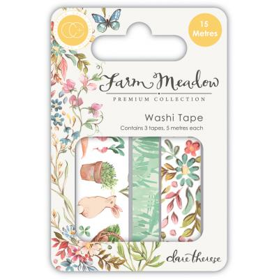 Craft Consortium Farm Meadow - Washi Tape