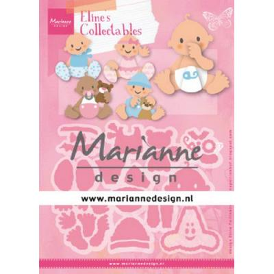 Marianne Design Collectable - Eline's Babys