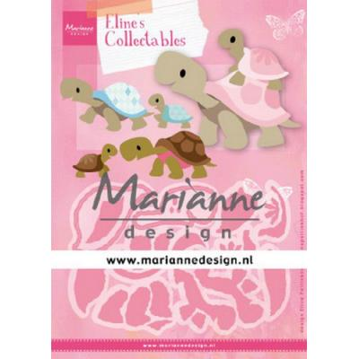 Marianne Design Collectable Eline's - Schildkröten