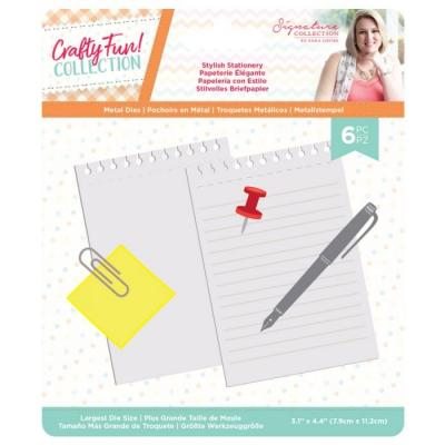 Crafter's Companion Dies Crafty Fun - Stylish Stationery