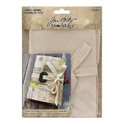 Idea-ology Tim Holtz - Fabric Journal