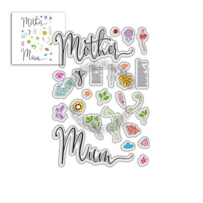 Polkadoodles Clear Stamps - Mother's Day