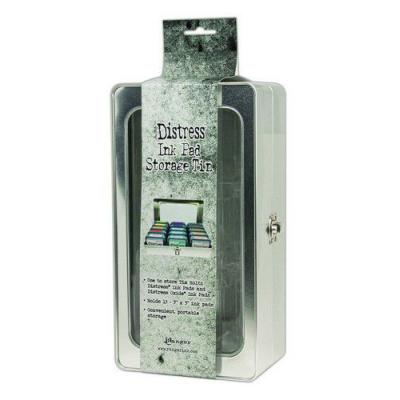 Ranger Tim Holtz Distress Pad Storage Tin