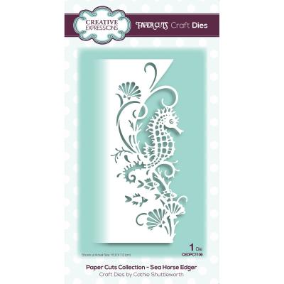 Creative Expressions Paper Craft Dies - Sea Horse
