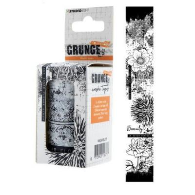 StudioLight Washi Tape - Grunge Collection 4.0 Nr. 12