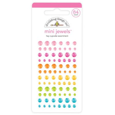 Doodlebug Hey Cupcake - Mini Jewels
