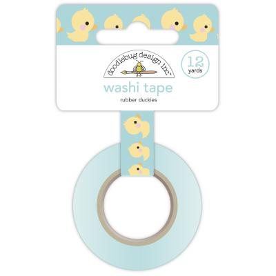 Doodlebug Baby Boy Washi Tape - Rubber Duckies