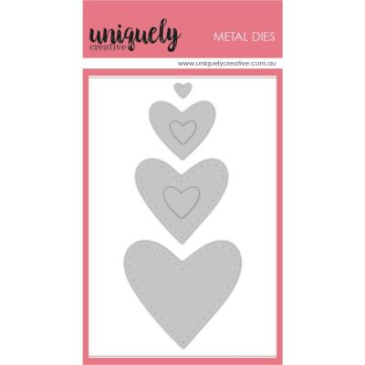 Uniquely Creative Metal Dies - Sew Lovely