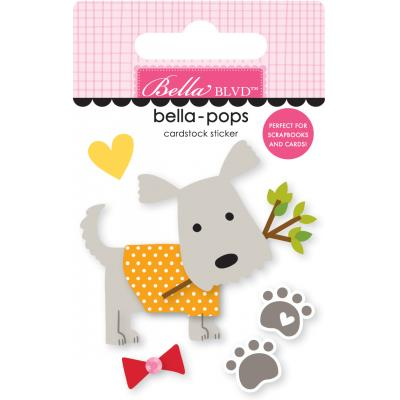 Bella BLVD Cooper Bella-Pops Sticker - Oscar