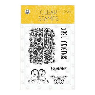 Piatek13 Clear Stamps - The Four Seasons: Summer