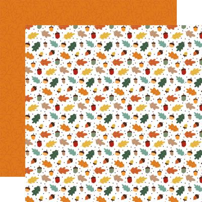 Echo Park Happy Fall Designpapier - Cool Breeze