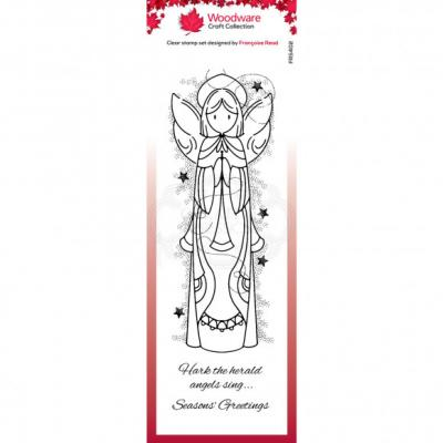 Creative Expressions Clear Stamps - Celestial Angel