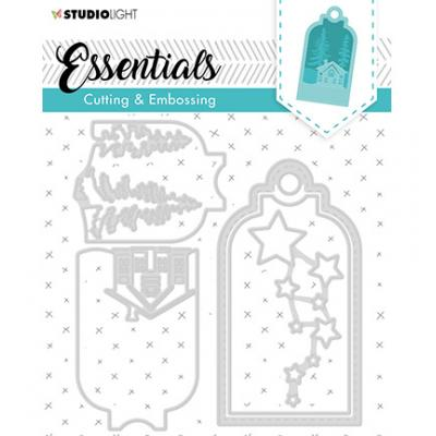 StudioLight Cutting & Embossing Die - Envelope Essential Nr.32