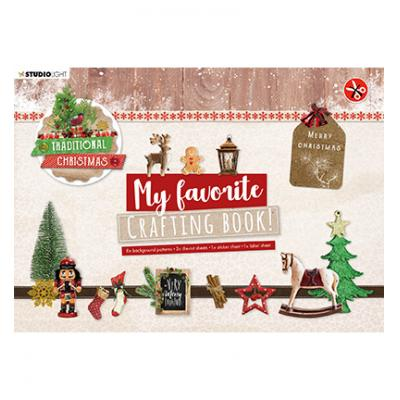 StudioLight Die Cuts - Traditional Christmas