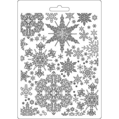 Stamperia Soft Mould - Snowflakes