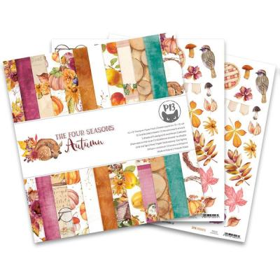 Piatek13 The Four Seasons: Autumn Designpapier - Paper Pad