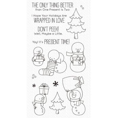 My Favorite Things Clear Stamps - Present Time