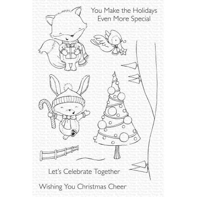 My Favorite Things Clear Stamps - Christmas Cheer
