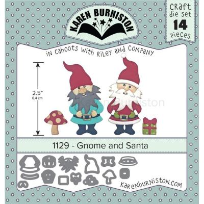 Karen Burniston Dies - Gnome & Santa