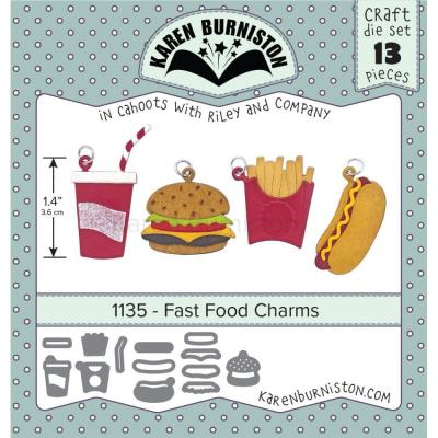 Karen Burniston Dies - Fast Food Charms
