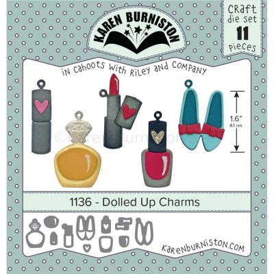 Karen Burniston Dies - Dolled Up Charms