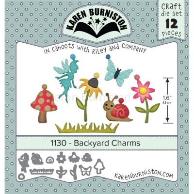 Karen Burniston Dies - Backyard Charms