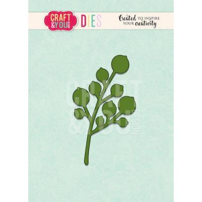 Craft&You Design Cutting Die - Getrockneter Zweig