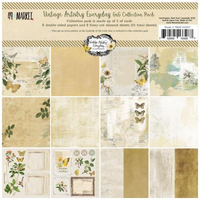 49 And Market Vintage Artistry Designpapier - Everyday
