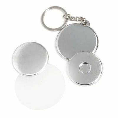 We R Memory Keepers Button Press - Keychain Kit
