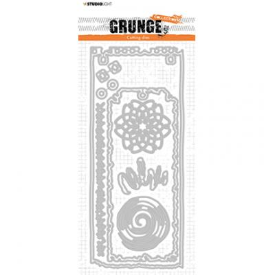 StudioLight  Grunge Collection Cutting Die - Nr.345