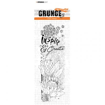 StudioLight Grunge Collection Clear Stamp - Nr. 496