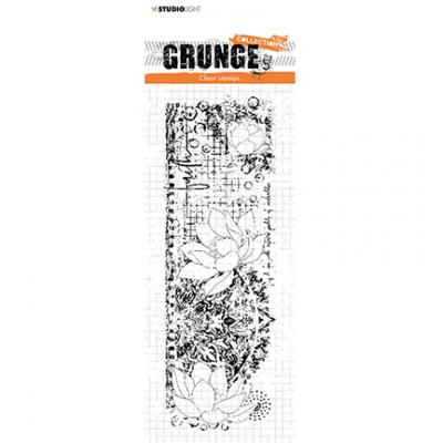 StudioLight Grunge Collection Clear Stamps - Nr. 497