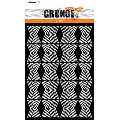 StudioLight Grunge Collection Stencil - Nr. 54