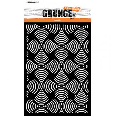 StudioLight Grunge Collection Stencil - Nr. 53