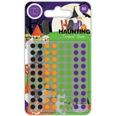 Craft Consortium Happy Haunting - Enamel Dots