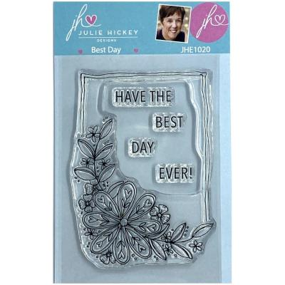 Sweet Huni Designs Julie Hickey Designs Clear Stamps - Best Day
