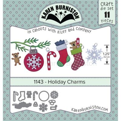Karen Burniston Dies - Holiday Charms