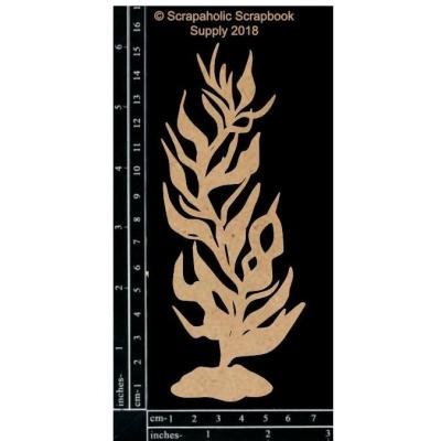 Scrapaholics Laser Cut Chipboard - Tall Seagrass